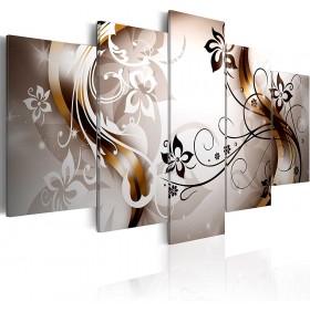 Toile Imprimée HD Abstrait 120x80cm