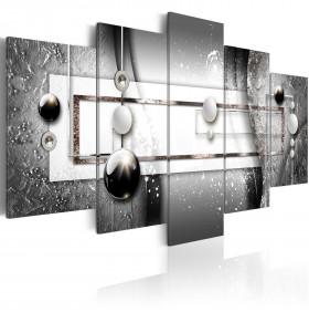 Toile Imprimée HD New York 200x100cm
