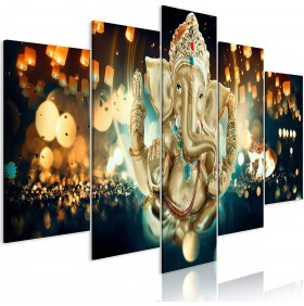 Toile Imprimée HD Nature 100x50cm