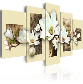 Toile Imprimée HD Nature 120x80cm